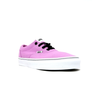 vans girls canvas doheny orchid/white