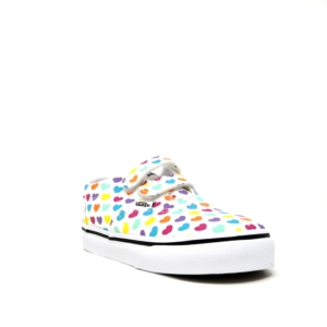 vans unisex canvas doheny v multi hearts