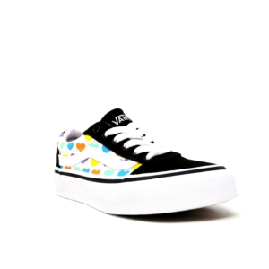 vans unisex canvas ward multi hearts